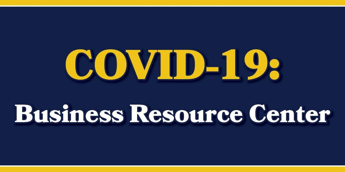 Covid 19 resource center image