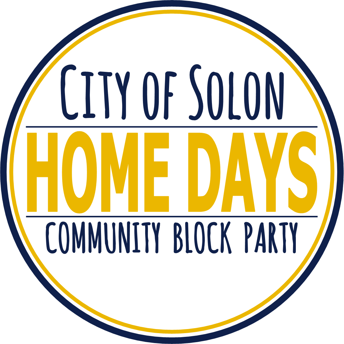 Home Days logo in new city color